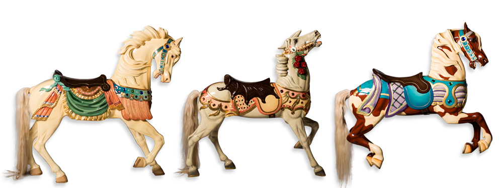 Carousel Horse PNG HD-PlusPNG.com-1000 - Carousel Horse PNG HD