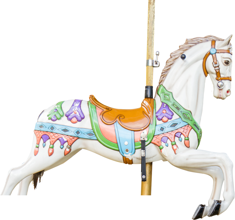Carousel Horse PNG HD-PlusPNG.com-964 - Carousel Horse PNG HD