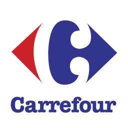 Carrefour Logo Icon Of Flat S