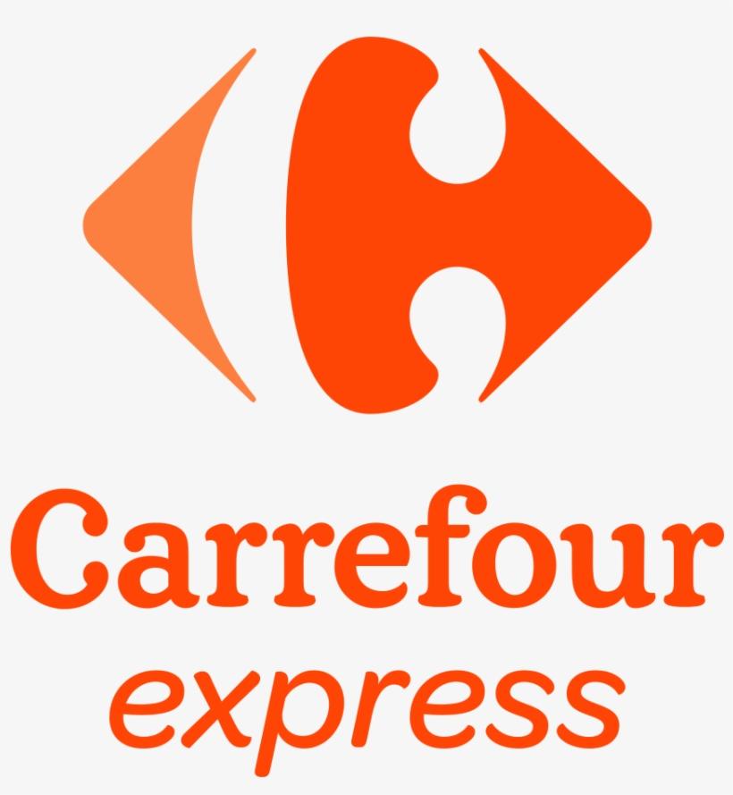 Logo Carrefour Express - Carr