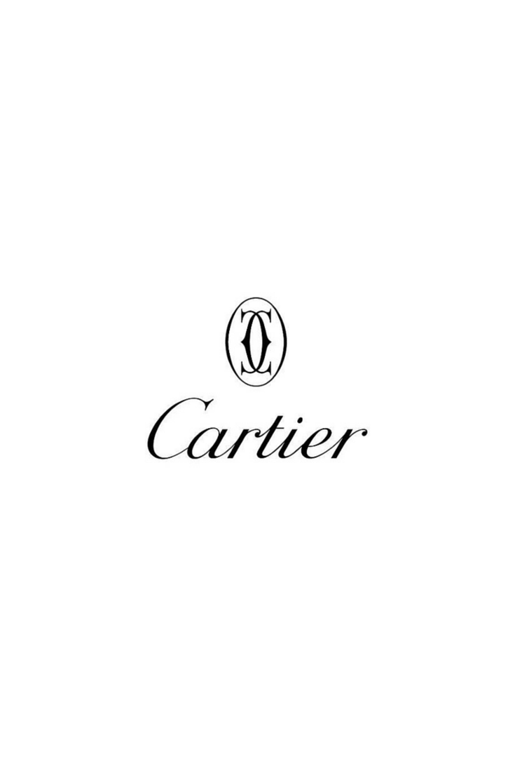 Cartier Logo Vector PNG - 97338