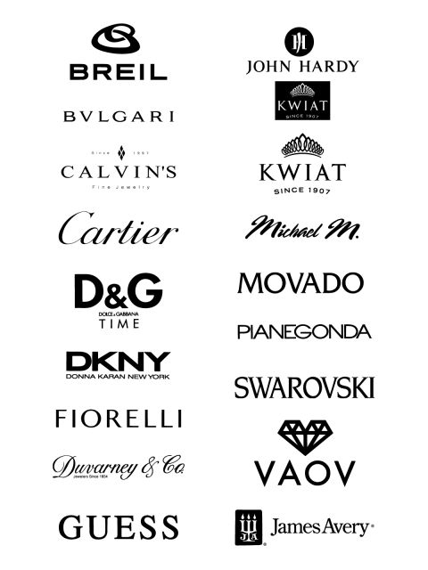 Cartier Logo Vector PNG - 97334