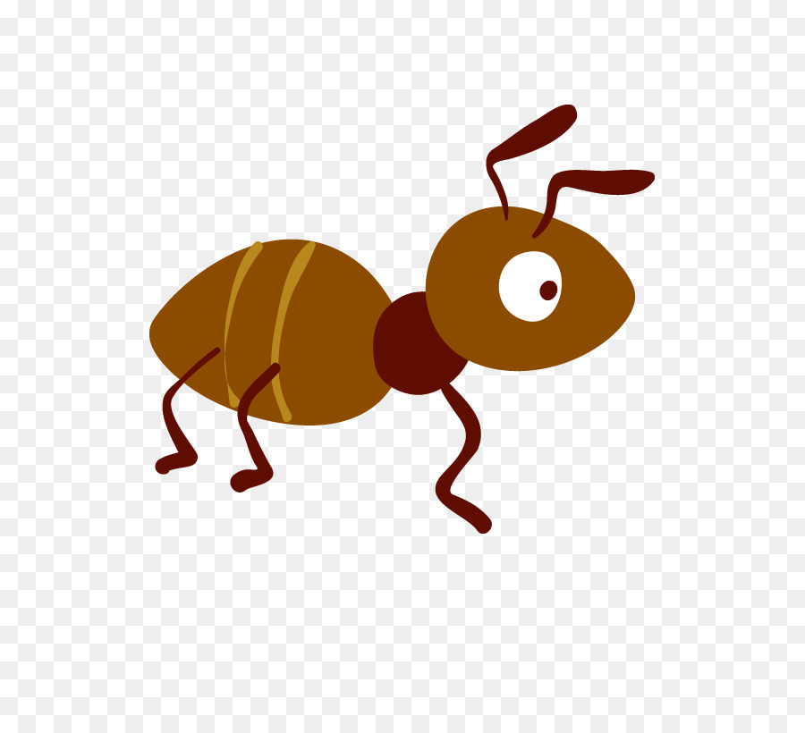 Cartoon Ant PNG - 161645