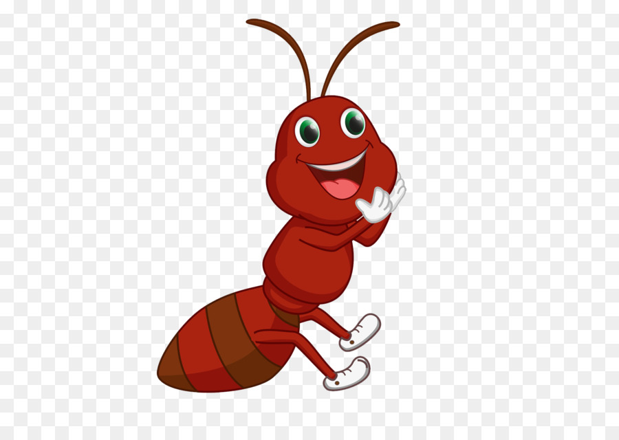 Ant Cartoon - Ants applause - Cartoon Ant PNG