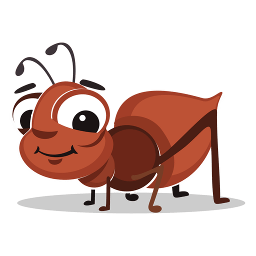 Cartoon Ant PNG