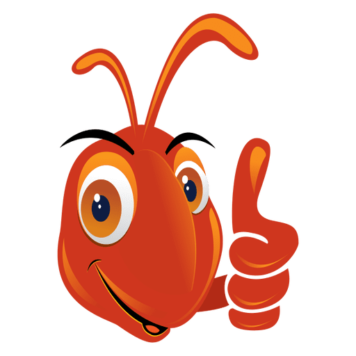 Cartoon Ant PNG - 161646