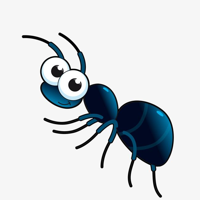 Vector cute cartoon ant, Cute Ants, Cartoon Ants, Hand Drawn Cute Ant  Download Free Png PNG and Vector | Crazy animal | Pinterest | Ant, Hand  drawn and PlusPng.com  - Cartoon Ant PNG