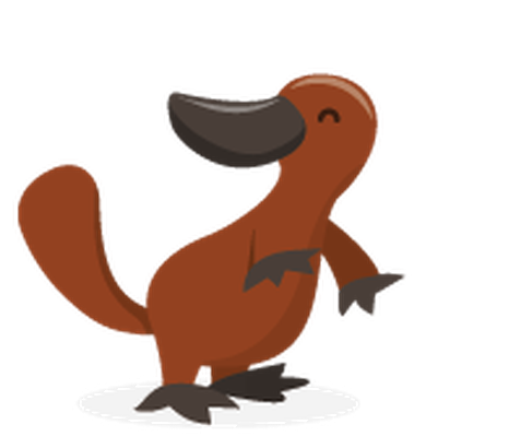 Cartoon Emu PNG - 64426