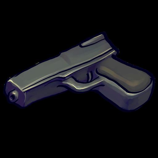 Gun cartoon pn. PlusPng.com Pistol Icon Png .. - Cartoon Gun PNG