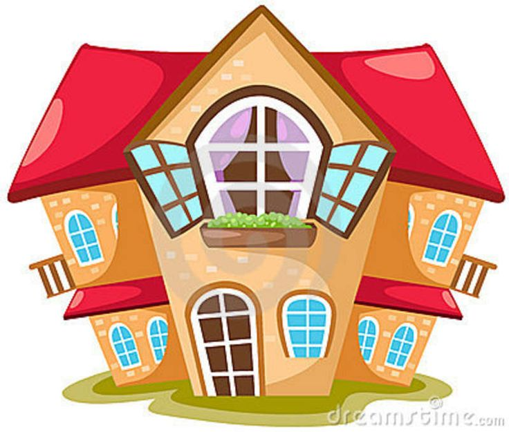 cartoon pictures of houses  cartoon houses pictures - Funf.pandroid.co