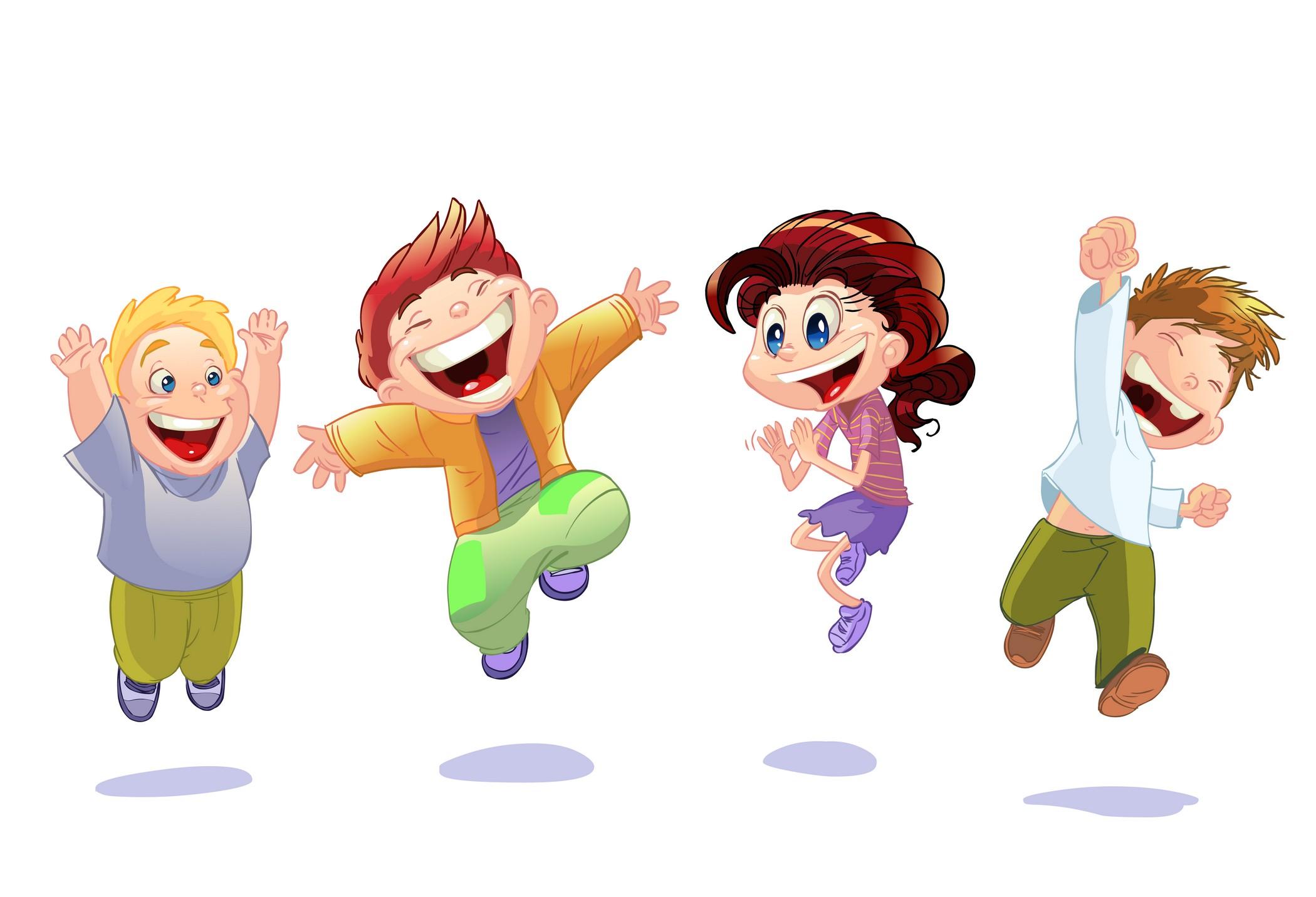 cartoon-kids1 - Cartoon Kid PNG