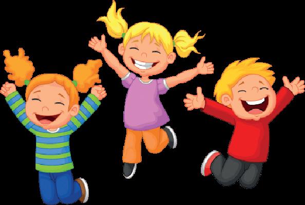 Happy Kid Cartoon | Clipart - Cartoon Kid PNG