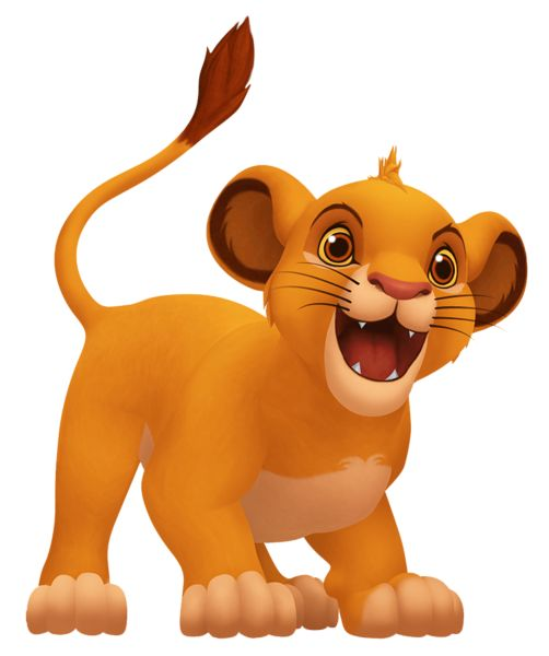 Simba Cartoon PNG Picture - Cartoon PNG