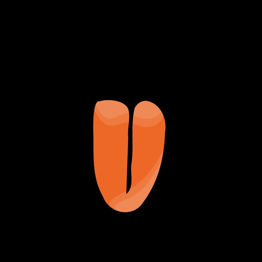 Cartoon Tongue PNG - 59909