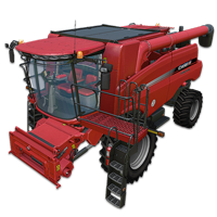 Case-IH Axial-flow 7130.png - Farming Simulator PNG
