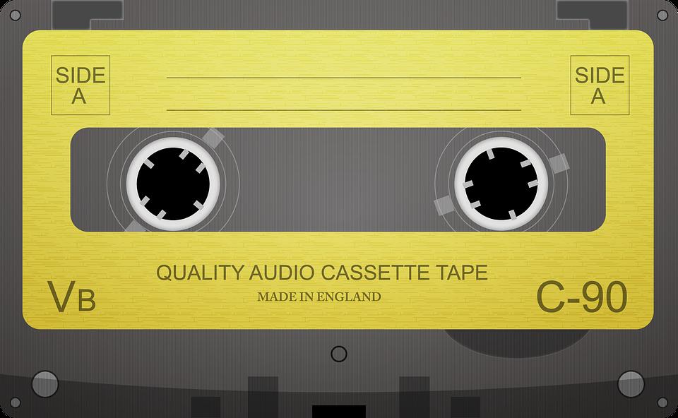 Casette HD PNG - 93856