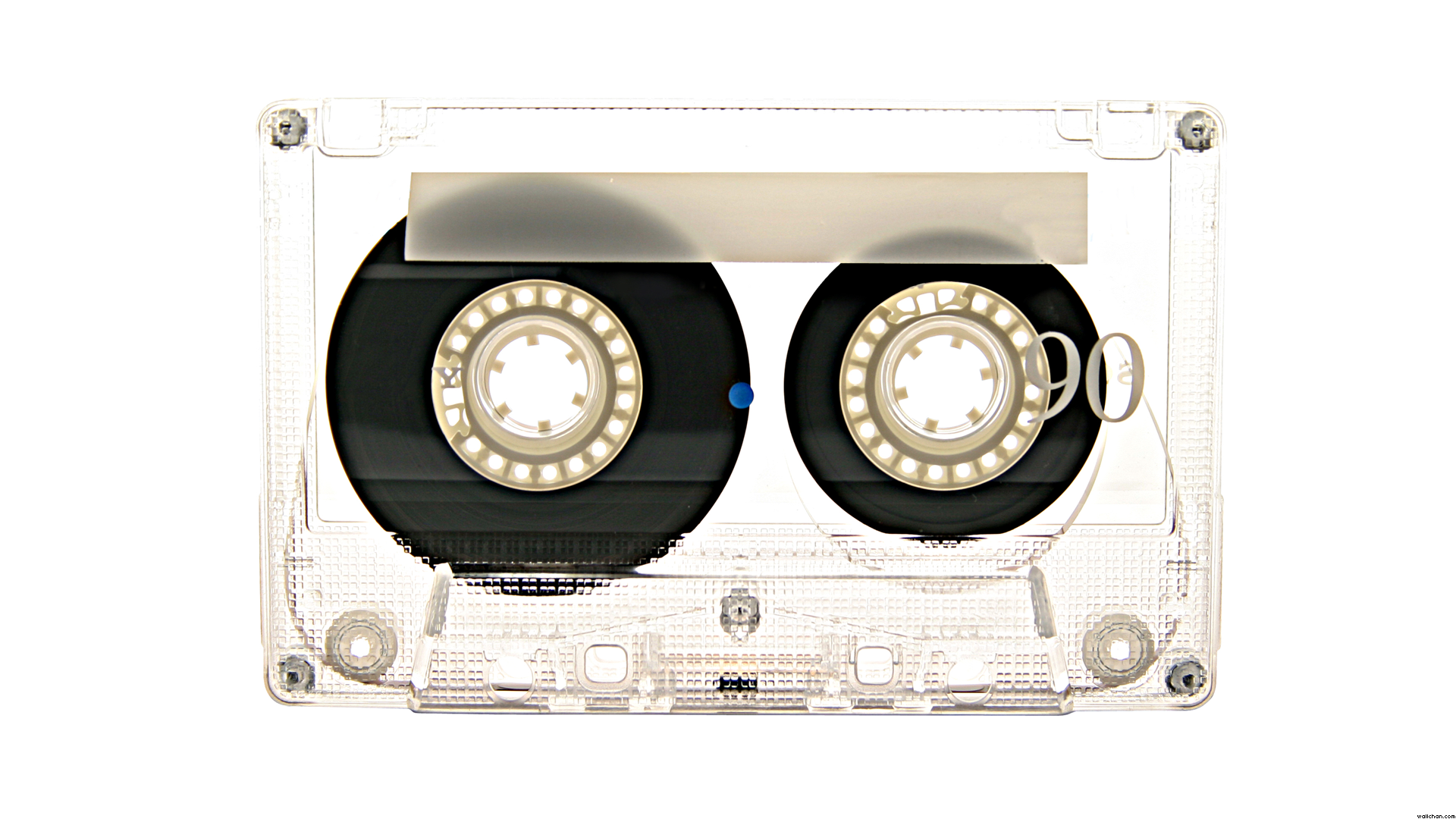 Clear Cassette Tape - Casette HD PNG