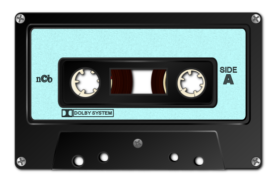 File:Audio cassette.png - Casette HD PNG