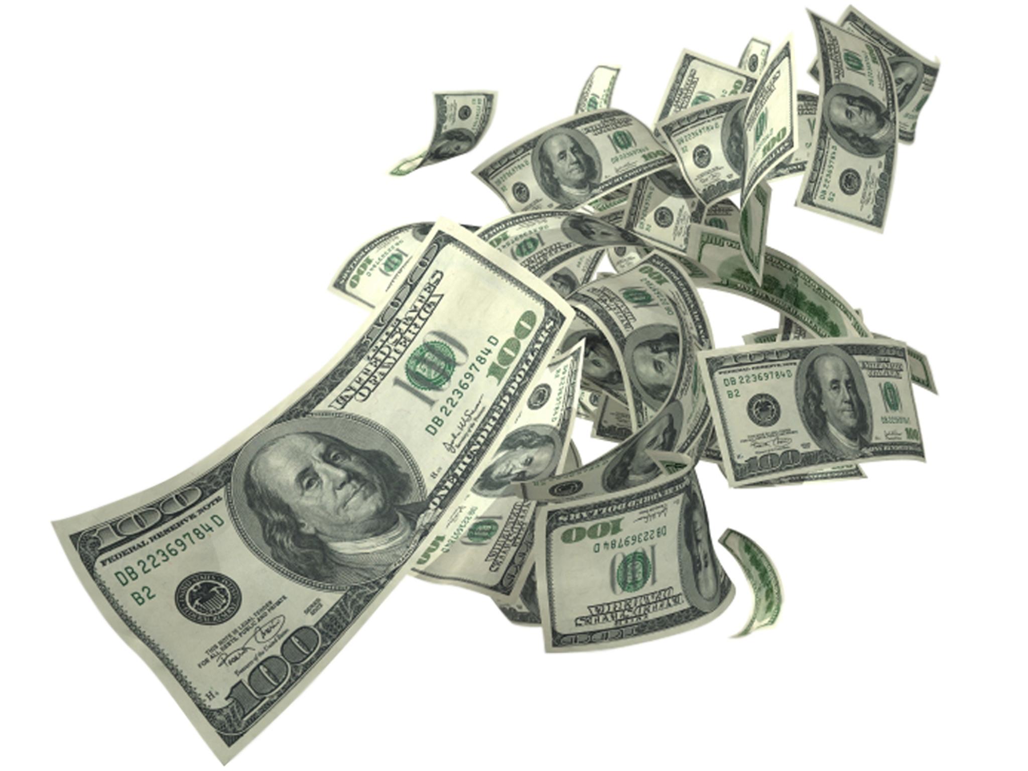 Cash PNG HD - 144436