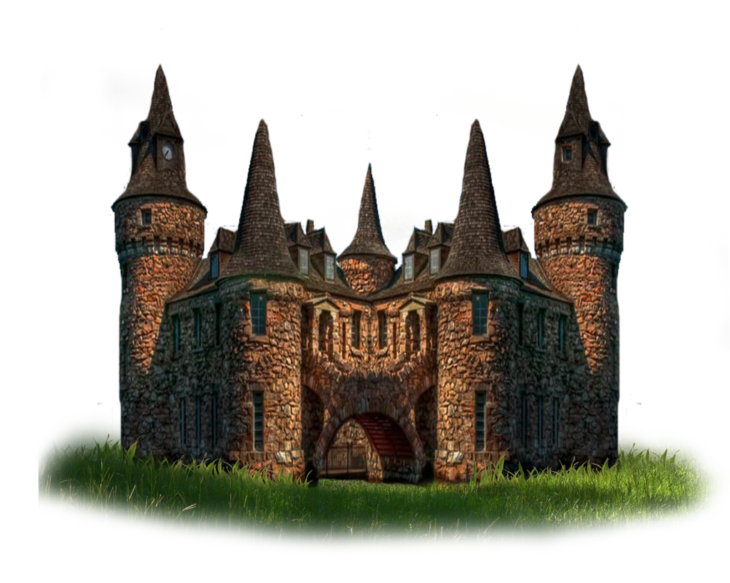 Fantasy Castle PNG Photo - Castle PNG