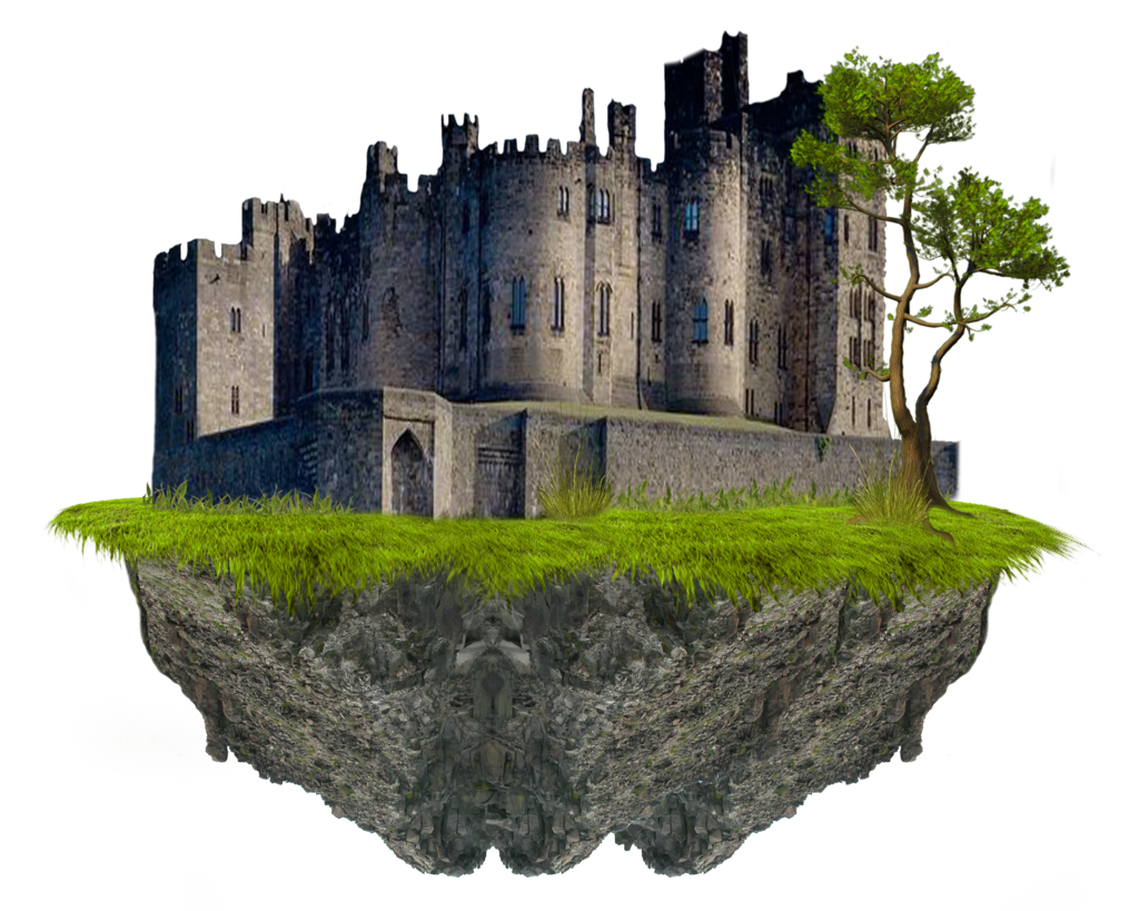 Fantasy Castle Transparent PNG - Castle PNG
