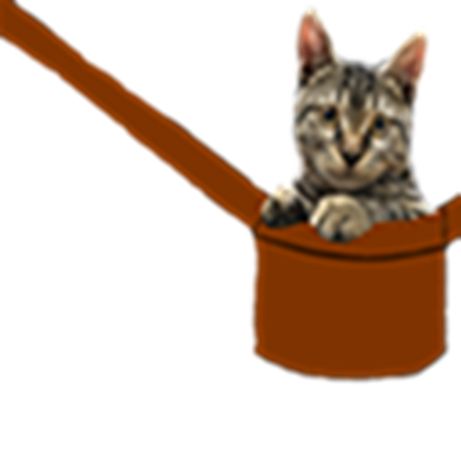 Cat in a bag - Cat In A Bag PNG