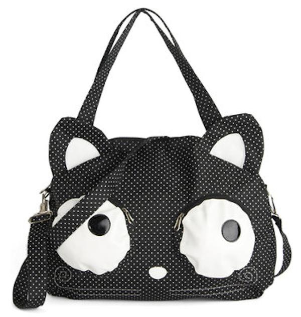Good Omen Bag - Cat In A Bag PNG