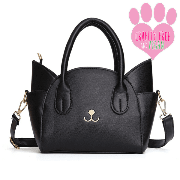 Kitty Cat Purse - Cat In A Bag PNG