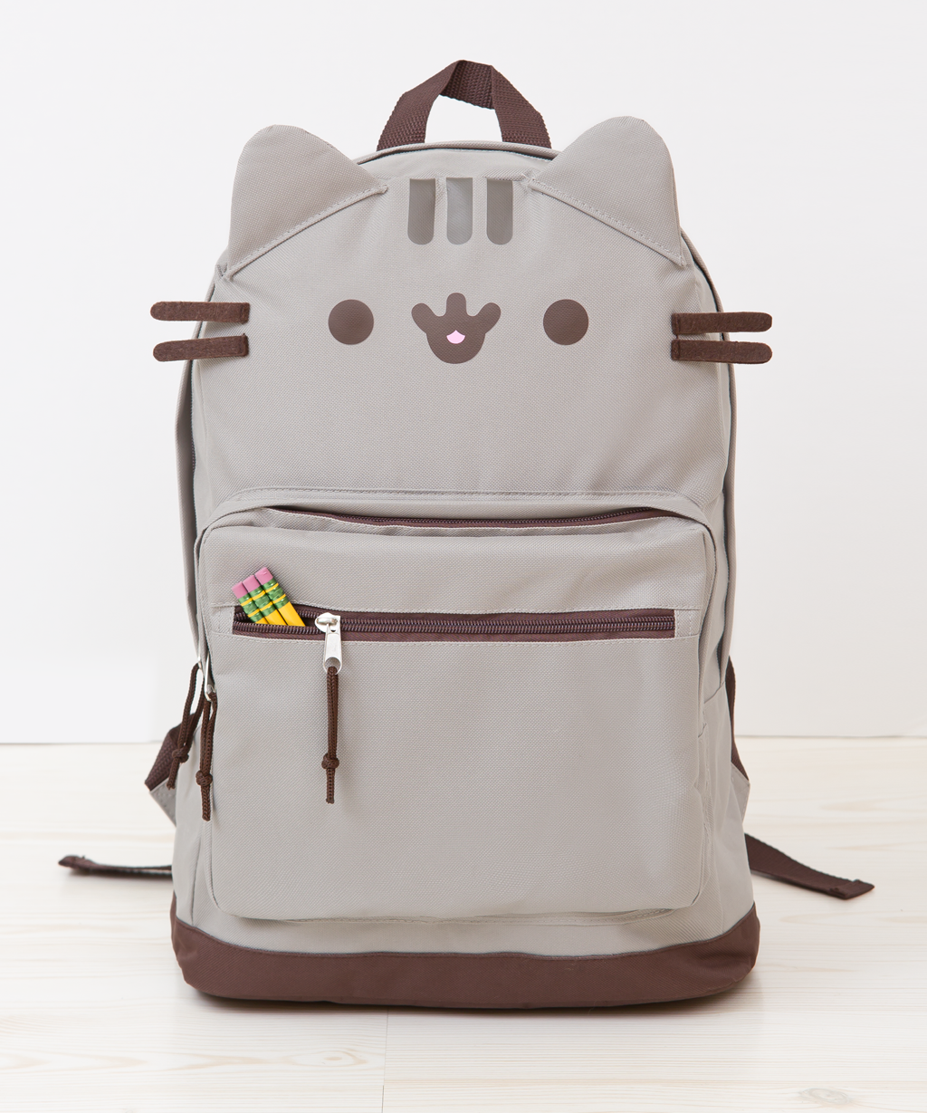 Pusheen the Cat Backpack PlusPng.com  - Cat In A Bag PNG