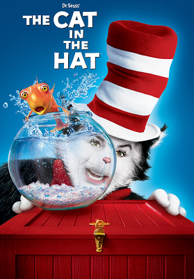 Dr. Seussu0027 The Cat in the Hat - Cat In The Hat PNG HD