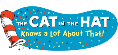 PBS KIDS The Cat in the Hat Knows a Lot About That! - Cat In The Hat PNG HD