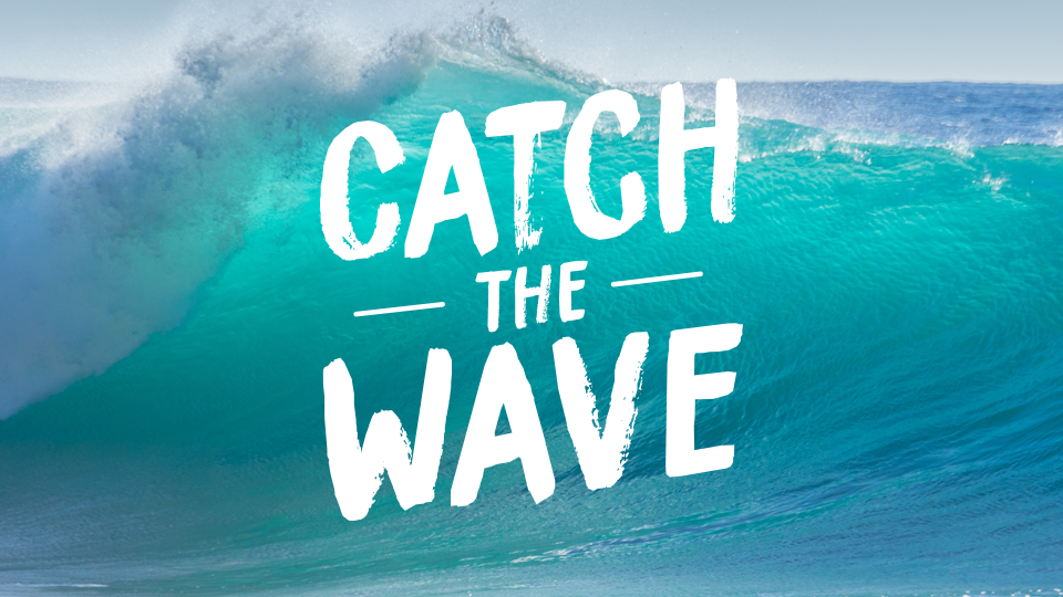 The Catch the Wave Promotion is Hereu2014Are You Ready to Ride? - Catch A Wave PNG