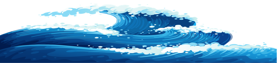 wave - Catch A Wave PNG