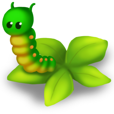 Caterpillar PNG - 1790