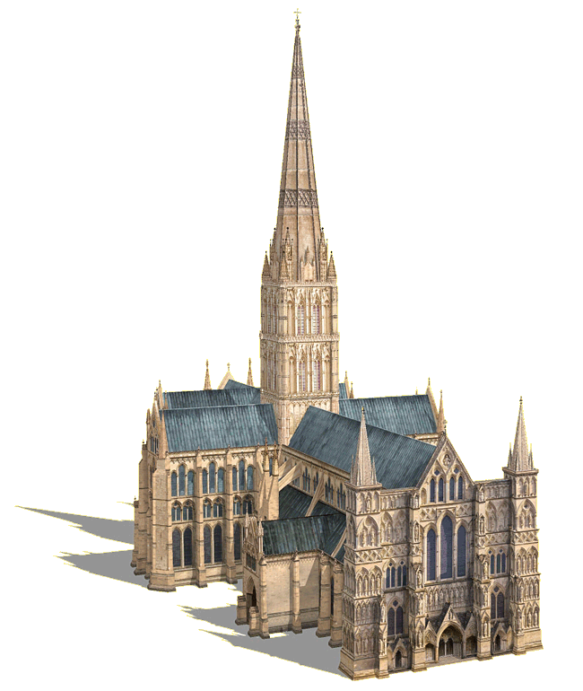 Cathedral - Cathedral HD PNG