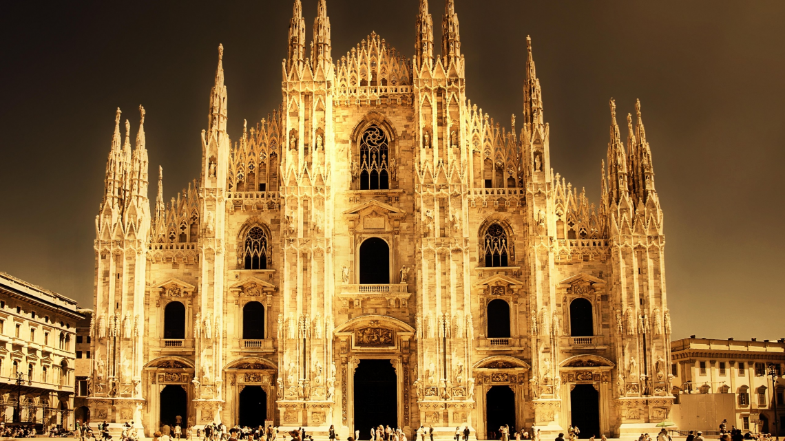 Milan Cathedral - Cathedral HD PNG