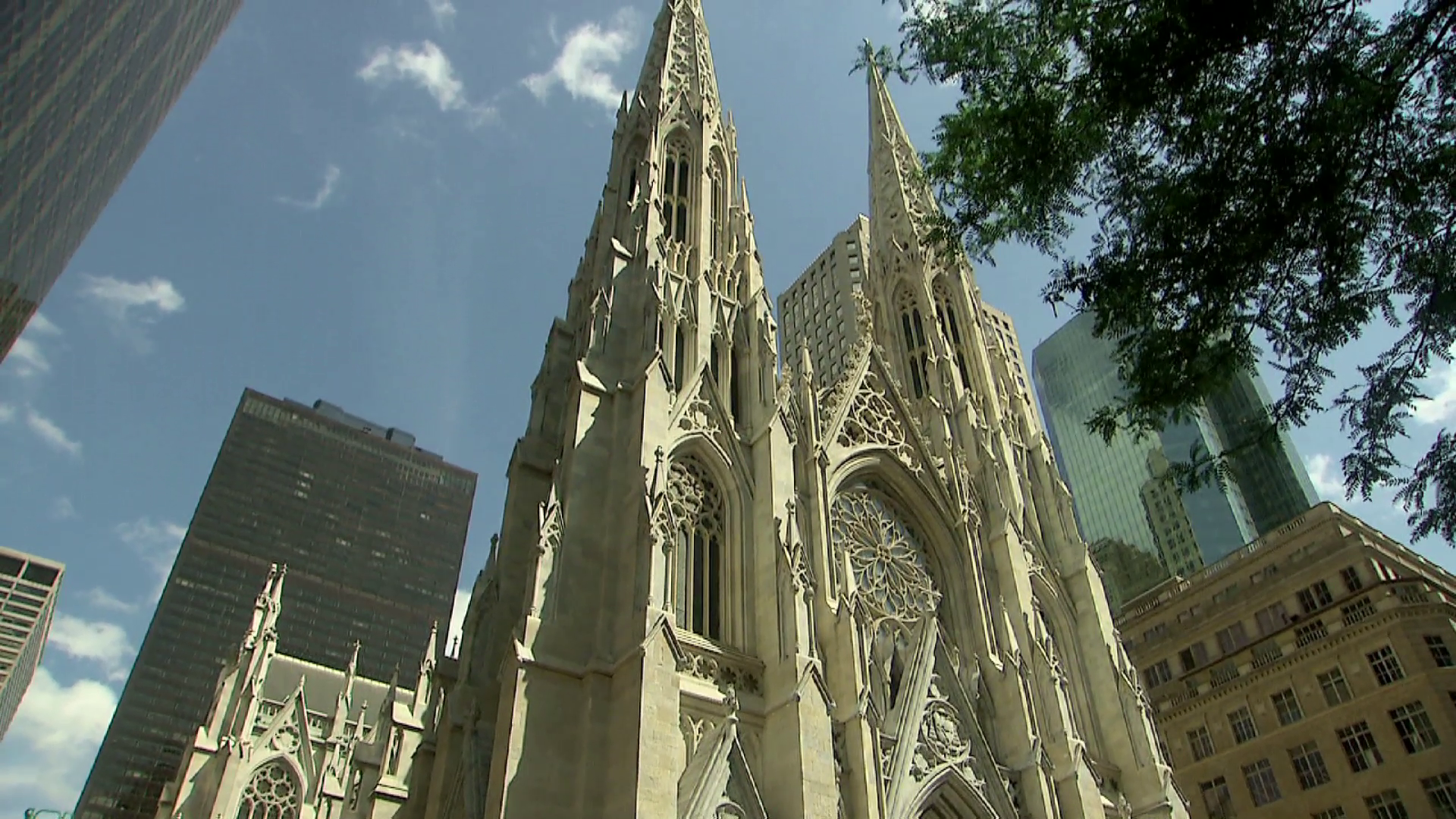Video: St. Patricku0027s Cathedral - Promo | Watch Treasures of New York Online  | WLIW21 Video - Cathedral HD PNG
