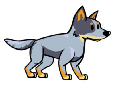 File:Cattle Dog.png - Cattle Dog PNG