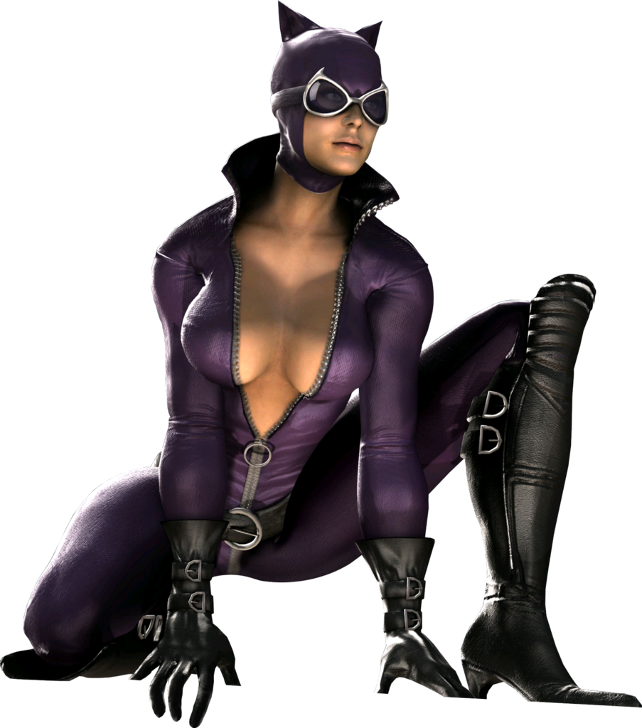 Catwoman PNG - 10422