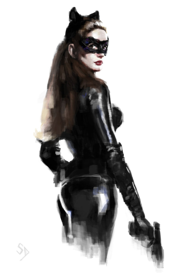 Catwoman PNG - 10426
