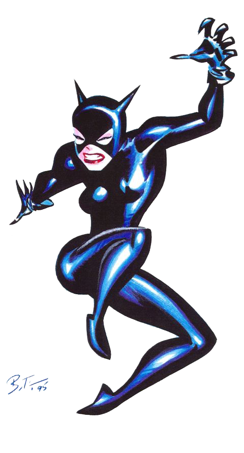 Catwoman PNG - 10425