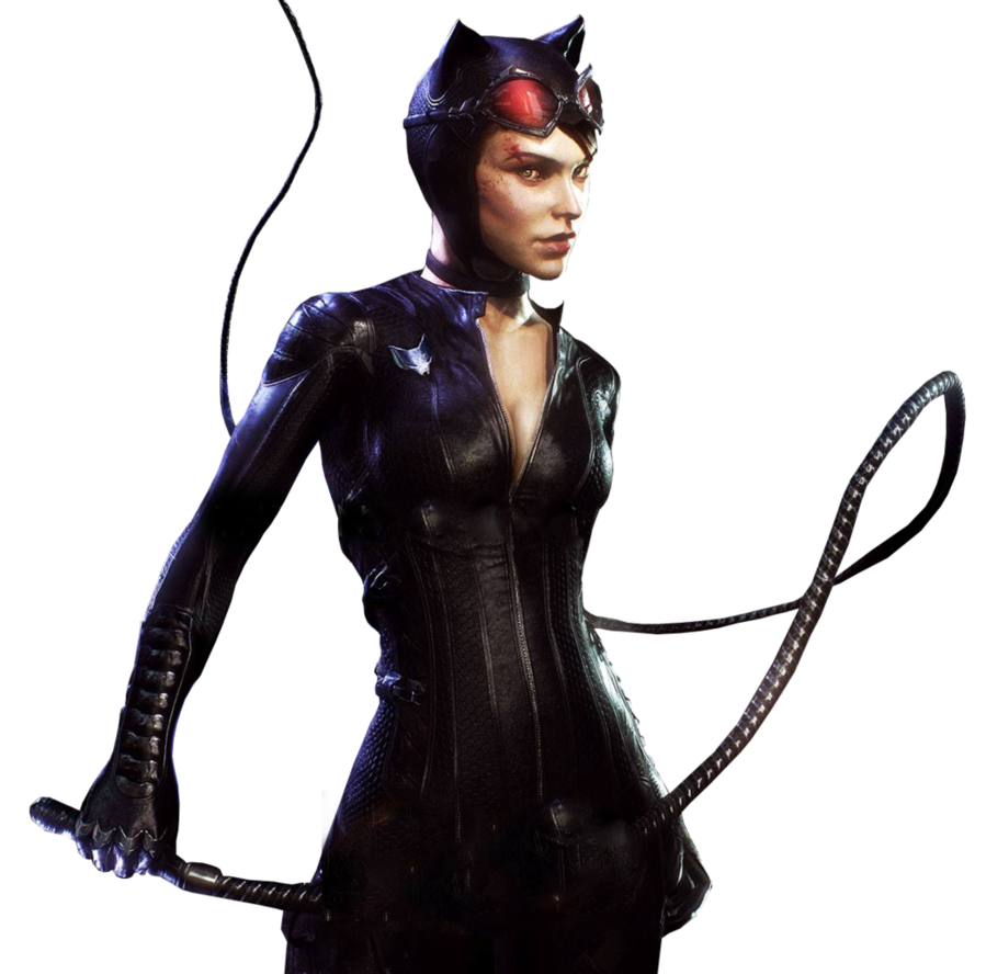 Catwoman PNG - 10433