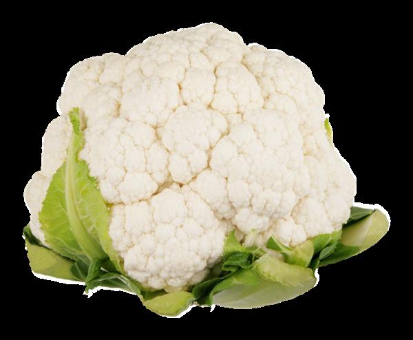 Cauliflower HD PNG-PlusPNG.com-600 - Cauliflower HD PNG