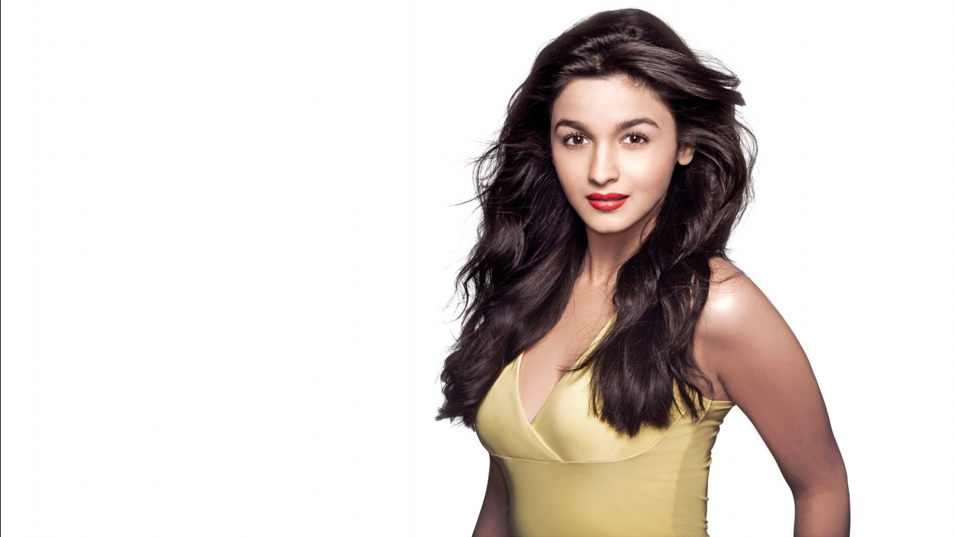 Bollywood Actress Alia Bhatt Wallpapers - Celebrities HD PNG