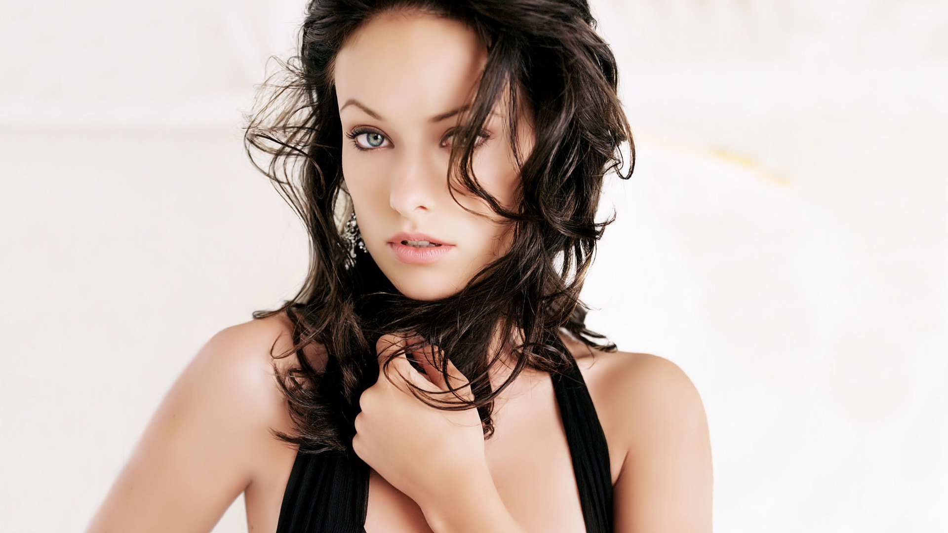Olivia Wilde HD Wallpaper 1920x1080 Olivia PlusPng.com  - Celebrities HD PNG
