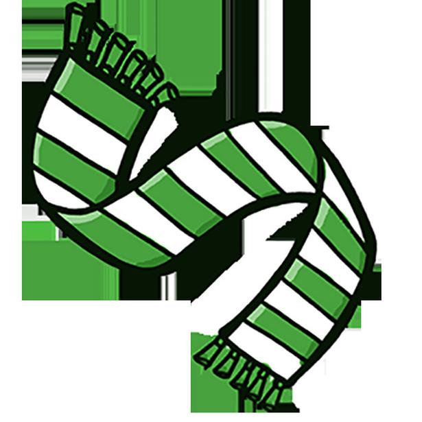 Celtic scarf emoji - Celtic Fc PNG