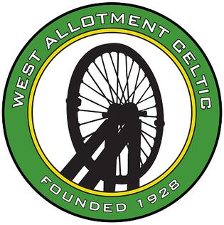 File:West Allotment Celtic F.C. logo.png - Celtic Fc PNG