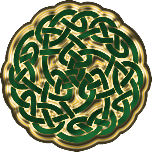 Celtic Knot 01 PNG by clipart