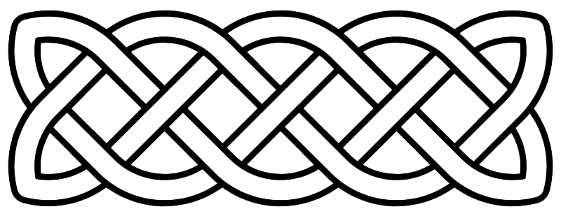 Simple Celtic Knot