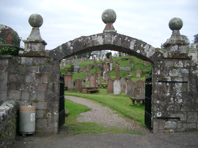 File:Cemetery Gates and stones, Kirkcudbright - geograph pluspng.com.uk - 69728 - Cemetery Gates PNG